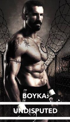 Boyka Undisputed 3